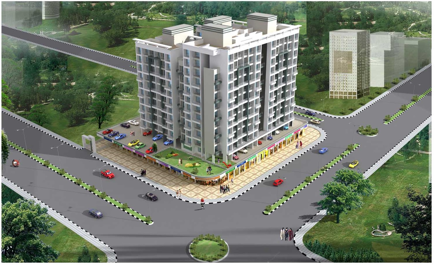 Panchanand Heights