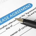 lease agreement E-registration