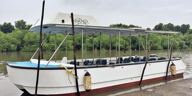Online boat ride booking at Thane creek in 2 weeks