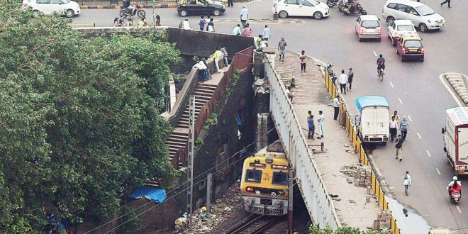 WR float tenders for new bridge in Parel, likely to be completed in 12 months.