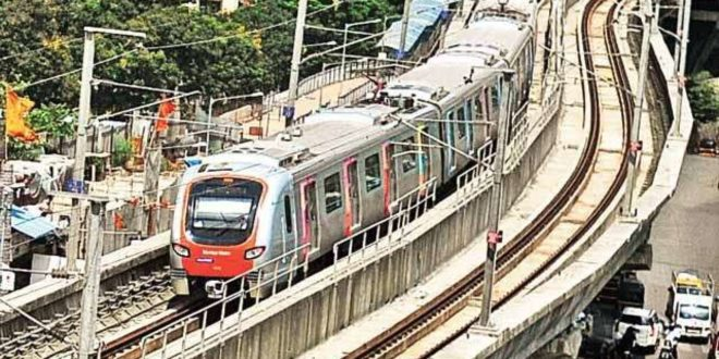 Mumbra and Kalwa could be next metro stop