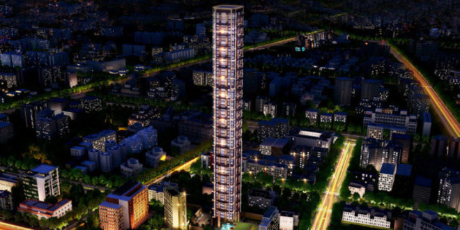 India's tallest building is now in Kolkata