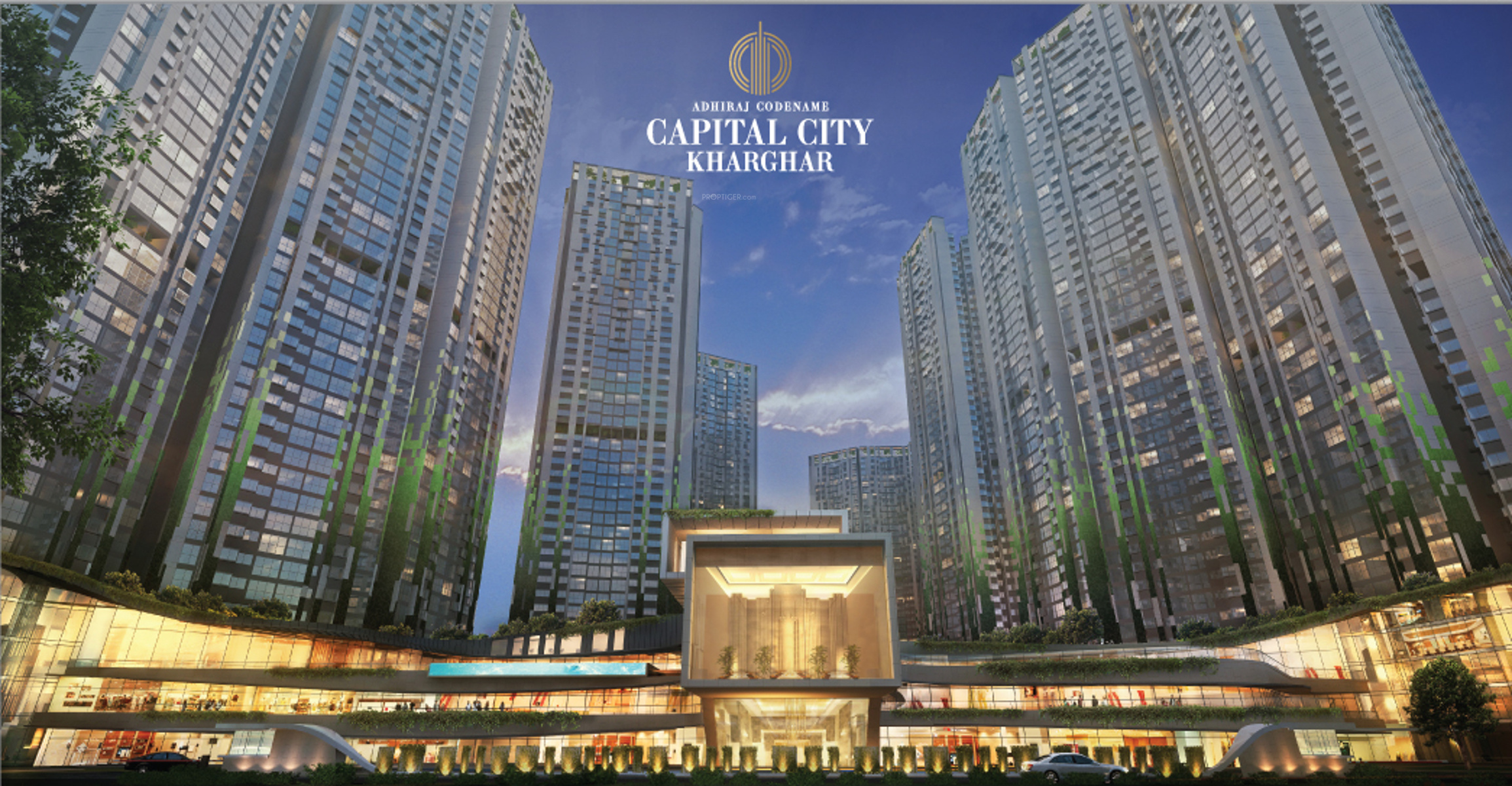 Adhiraj Capital City Kharghar